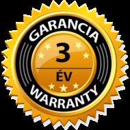 Kiegészítő garancia + 3év G-OLD Atlantic F129D fűtőpanelhez