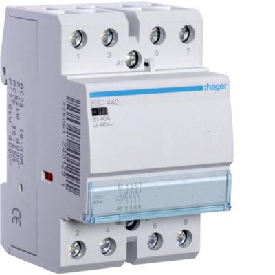 Teljesítménykapcsoló elektronikus 1X25-40A