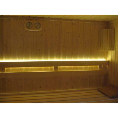Szaunatartozék Szauna LED világítás a padélekre M