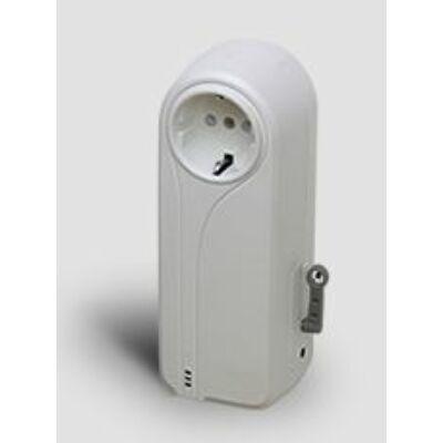 Termosztátos dugalj GSM távirányítással