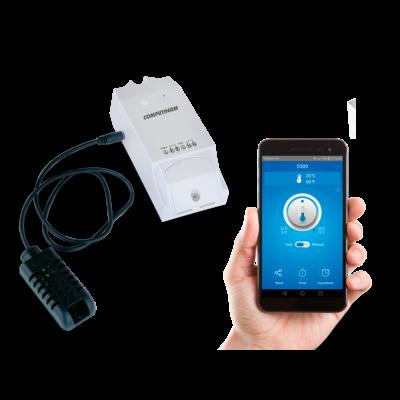 Termosztát WiFi távvezérlő S300