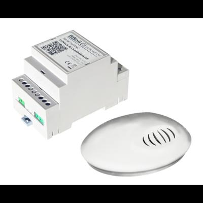 Termosztát WiFi RF vezeték nélküli hőérzékelővel